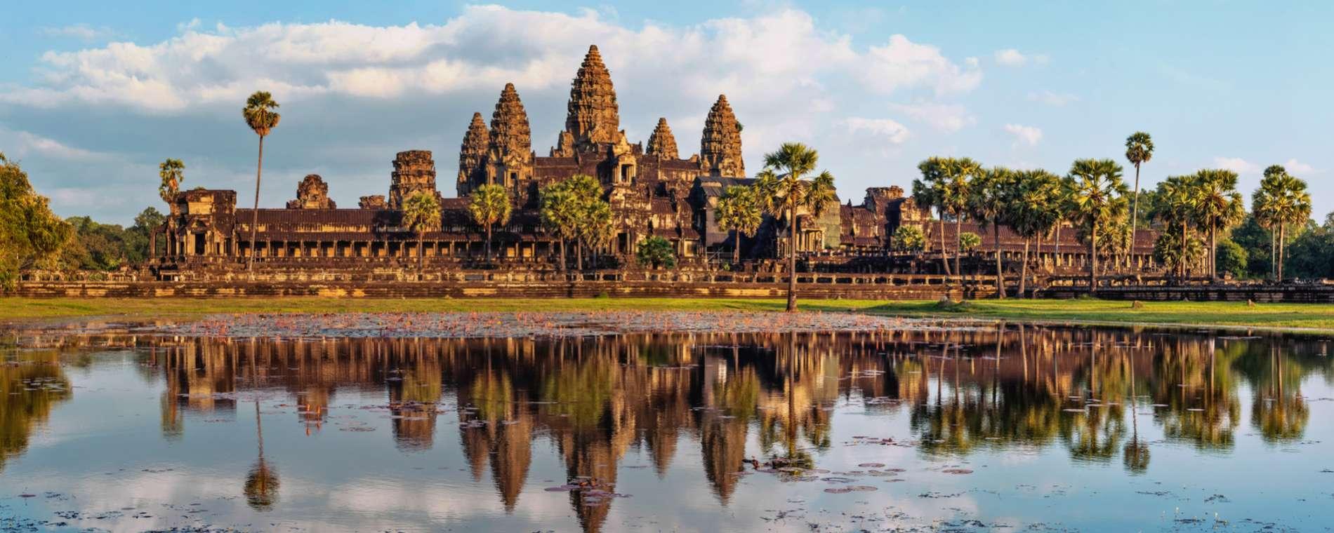Храм Ангкор-Ват (Angkor Wat)